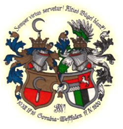 Landsmannschaft im CC Sorabia-Westfalen von 1716
